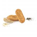 Biscuits flocons d'Avoine et graines de Chia