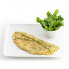 Omelette Fromage - Fines herbes